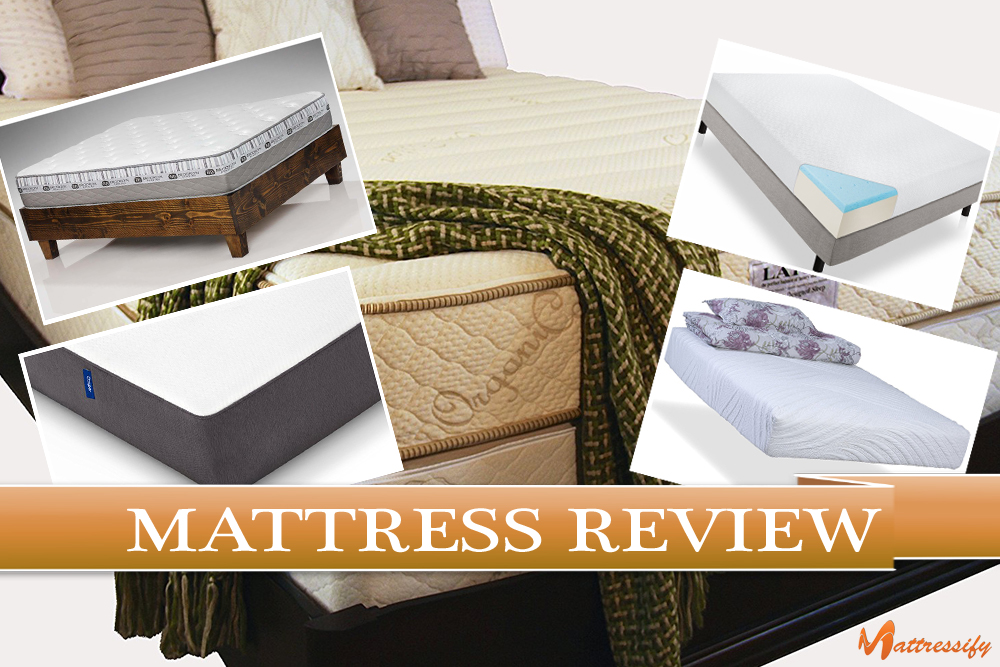 mattress reviews mattressify
