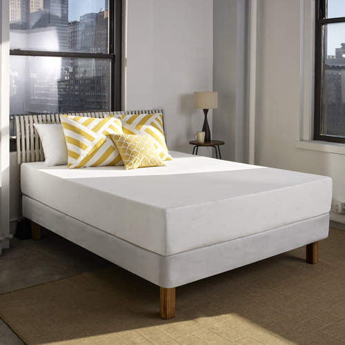 Sleep Innovations Shiloh 12 Inch Memory Foam Mattress
