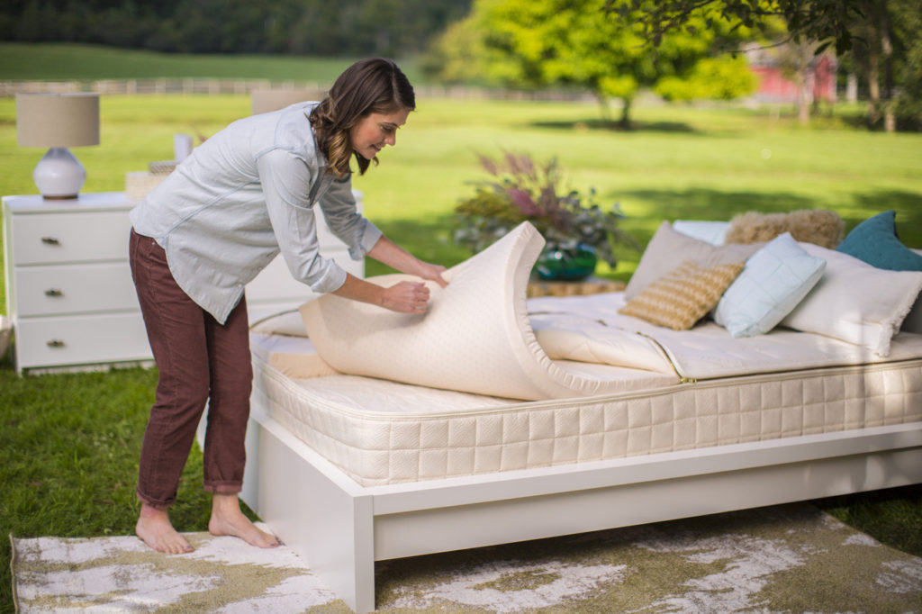 How Are Organic Mattresses Different From Innerspring Mattresses